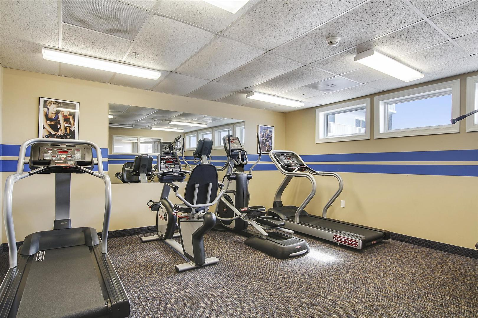 Belmont Towers 511 - Fitness Center