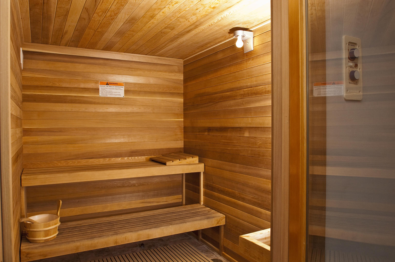 Belmont Towers 511 - Sauna