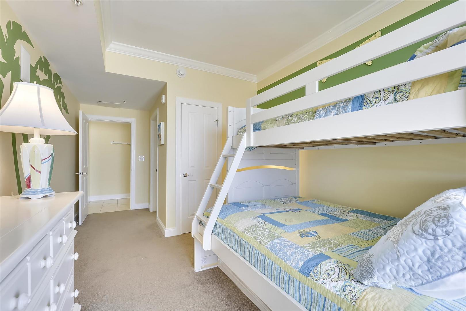 Belmont Towers 511 - Bedroom 3