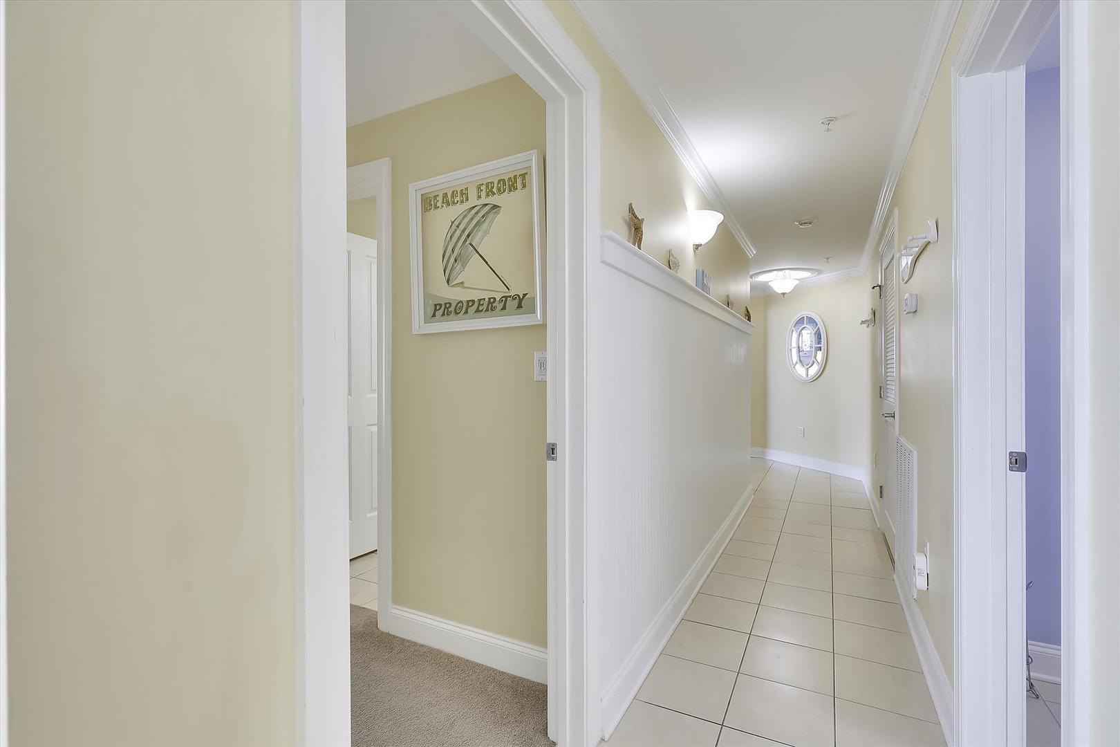 Belmont Towers 511 - Hallway