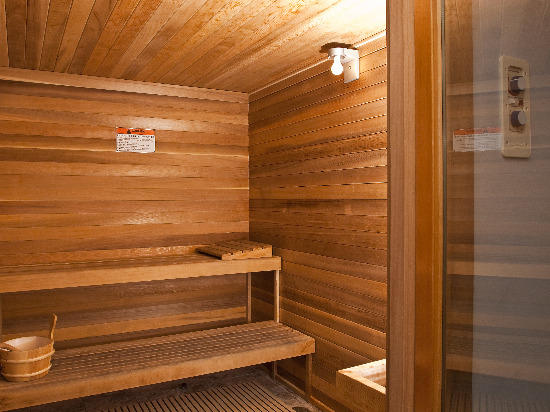 Belmont Towers Sauna