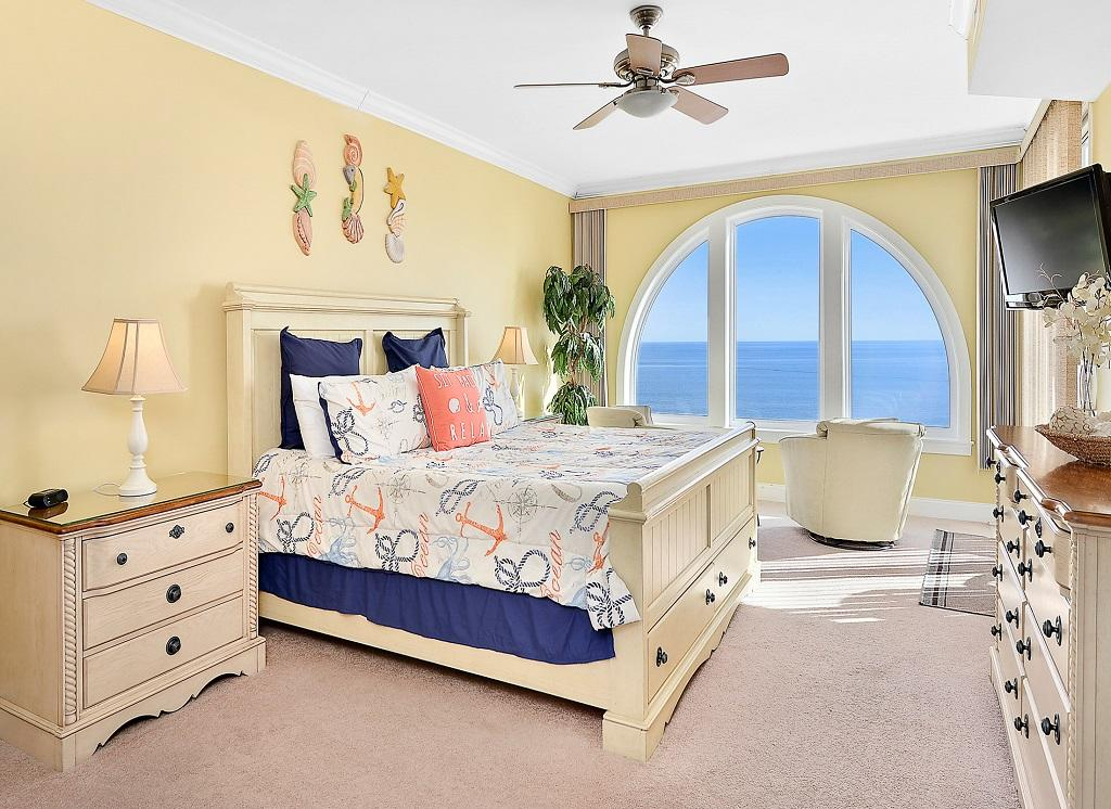 Belmont Towers, 804 - Master Bedroom