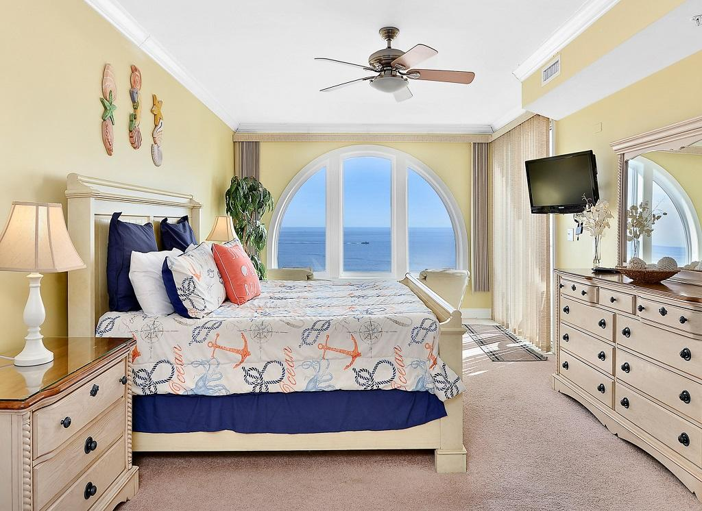 Belmont Towers, 804 - Master Bedroom