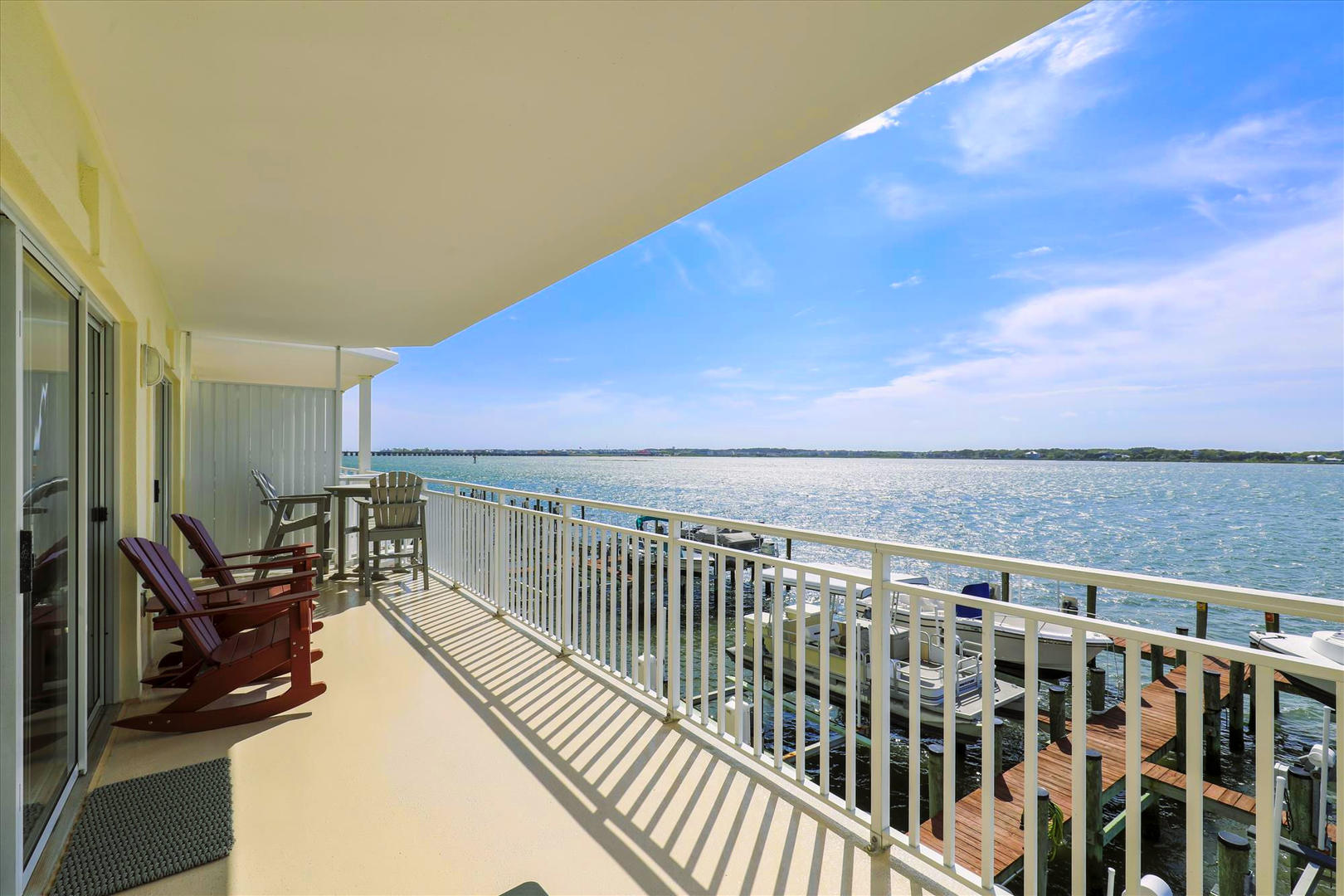 Bahia Vista I 208 - Bayfront Balcony