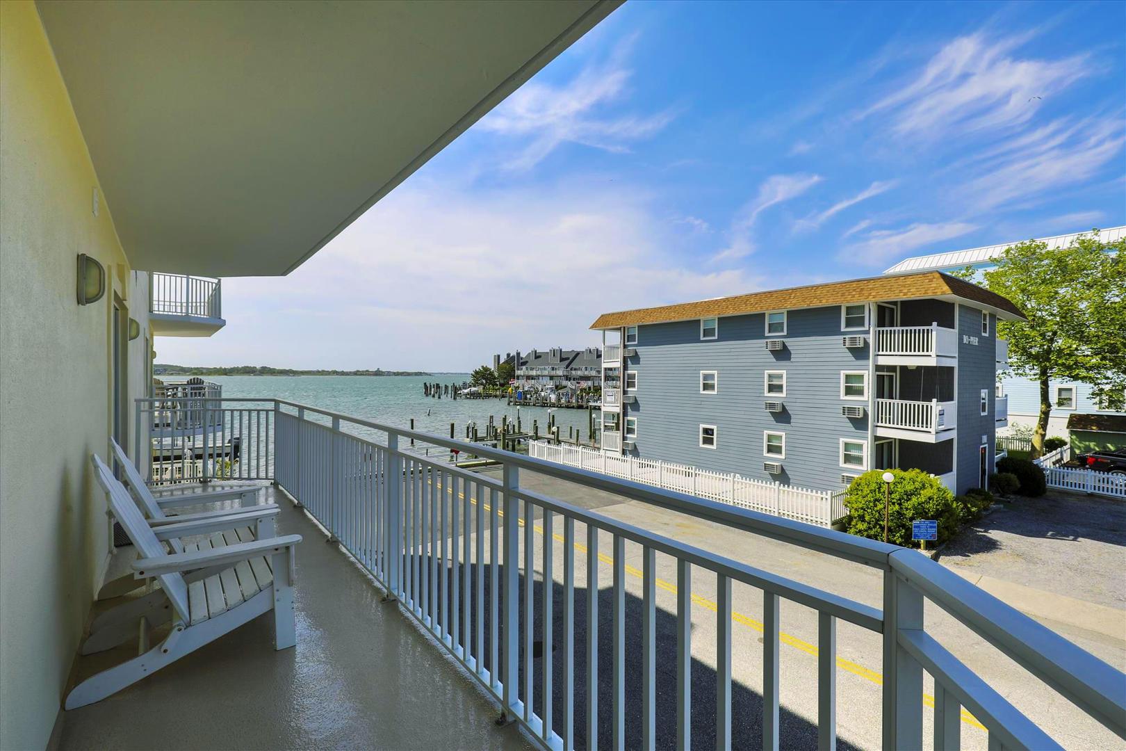 Bahia Vista I 208 - Side Balcony