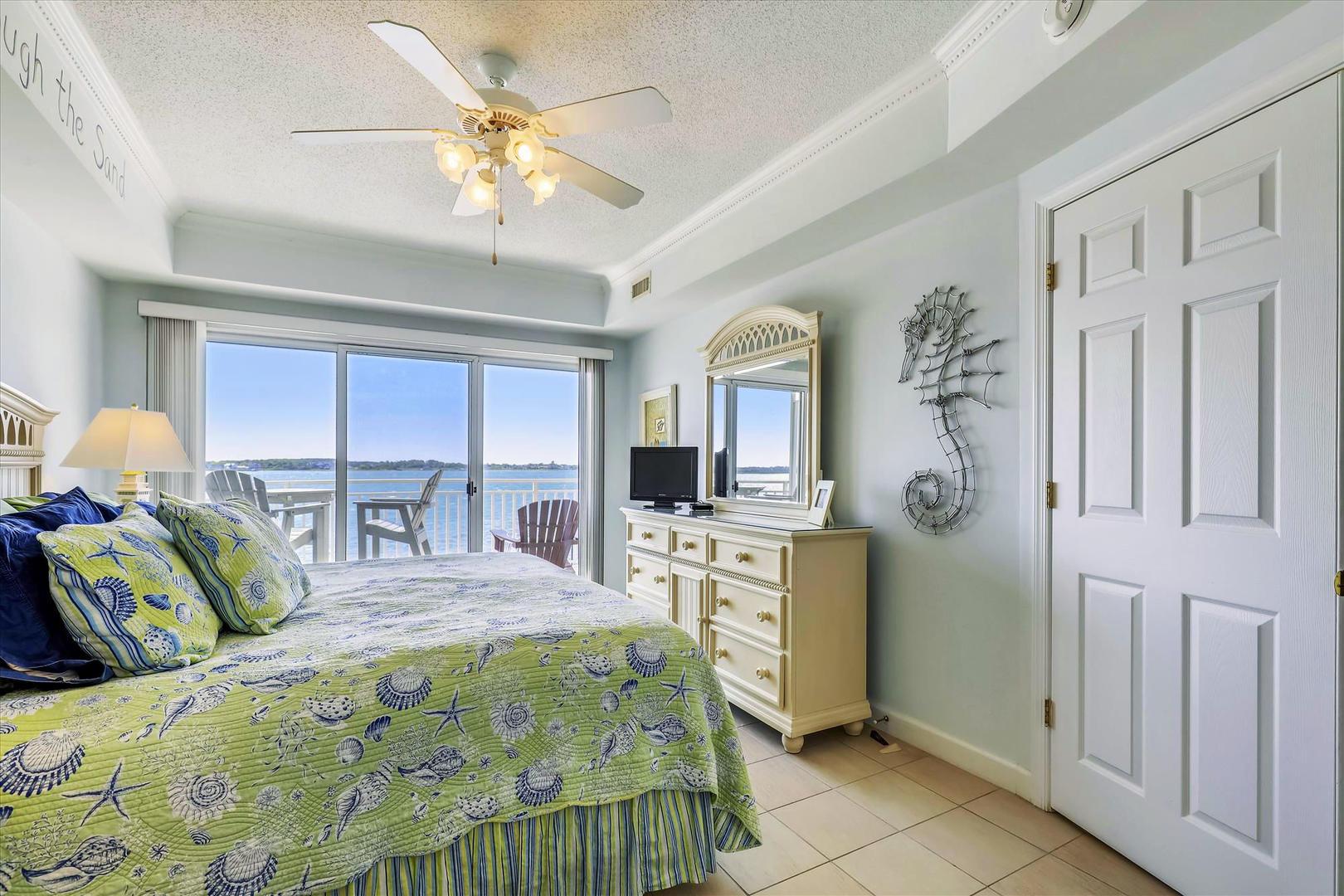 Bahia Vista I 208 - Master Bedroom