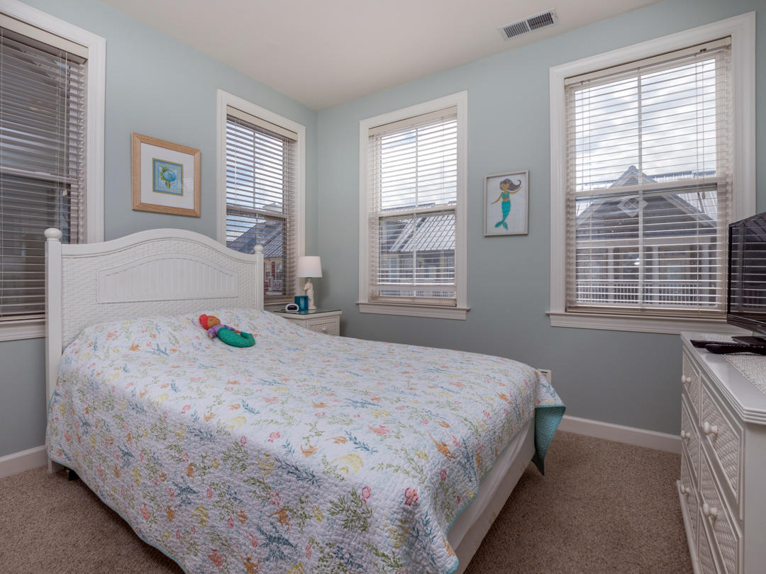 Sunset Island, 40 Canal Walk Lane - Second Bedroom