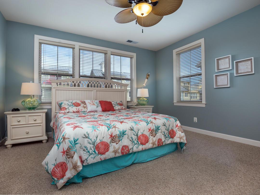 Sunset Island, 40 Canal Walk Lane - Master Bedroom