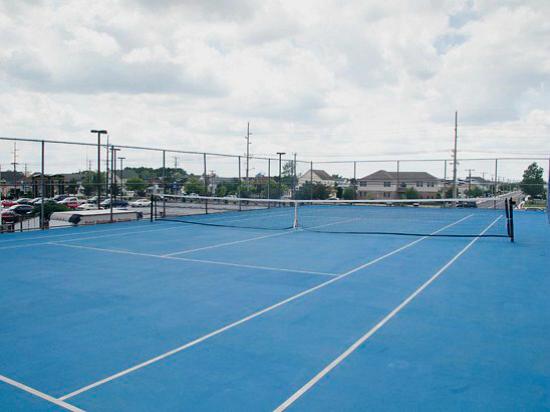 Capri 408 - Tennis Court