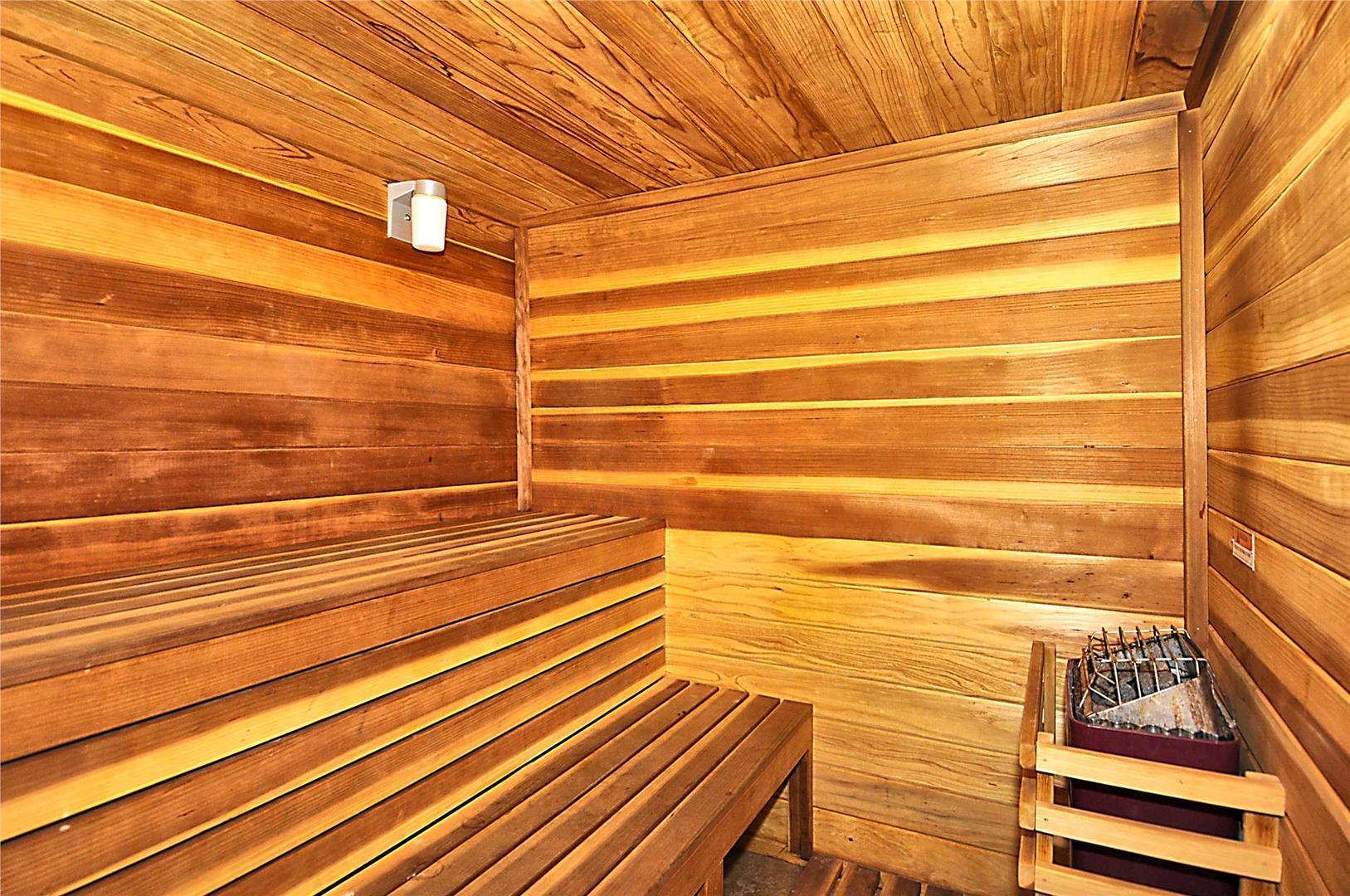 Capri - Sauna
