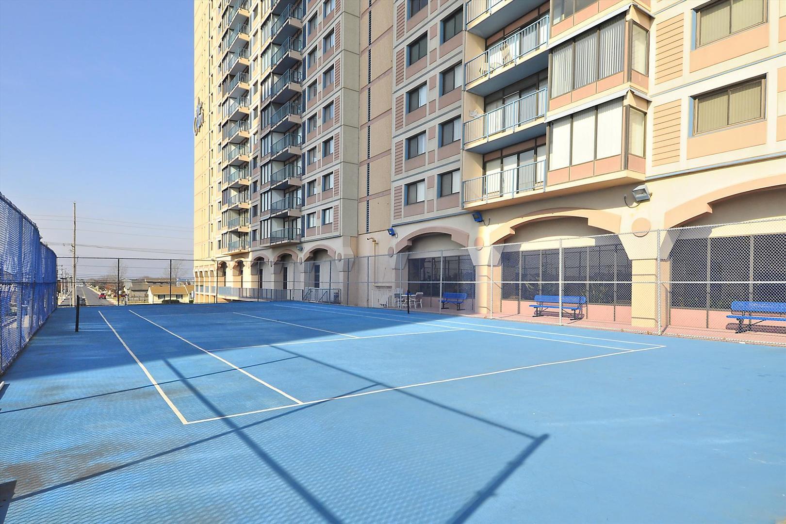 Capri - Tennis Courts