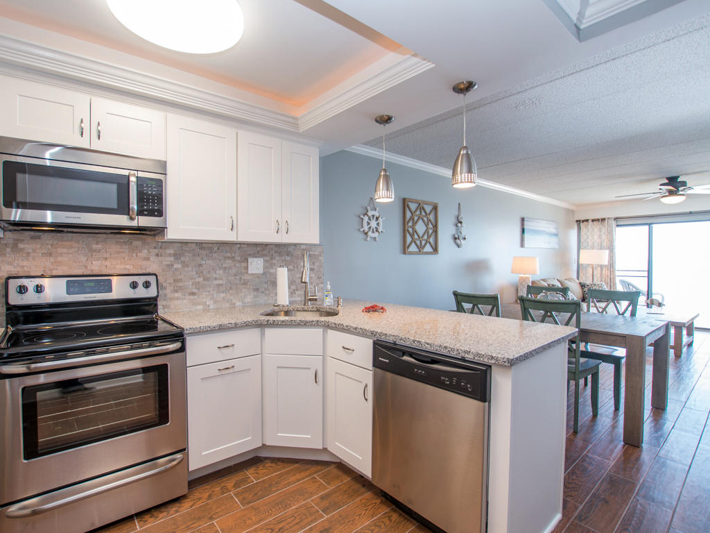 Oceana, II 605 - Kitchen Area