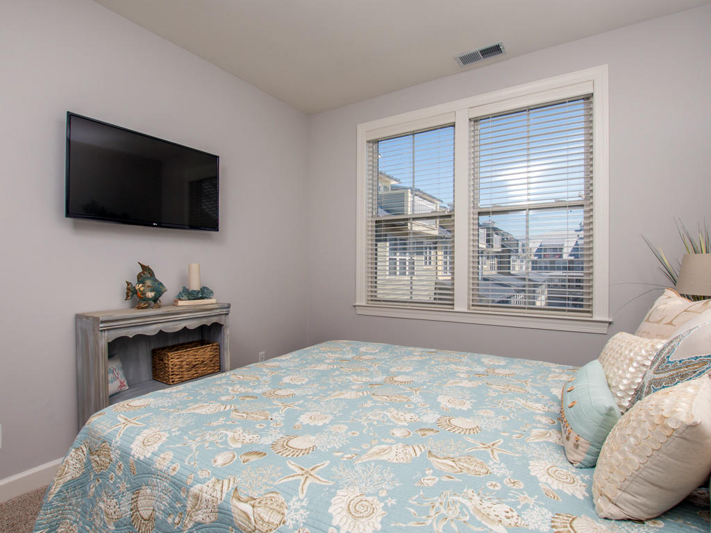 Sunset Island, 6 Shore Point Drive - Second Bedroom