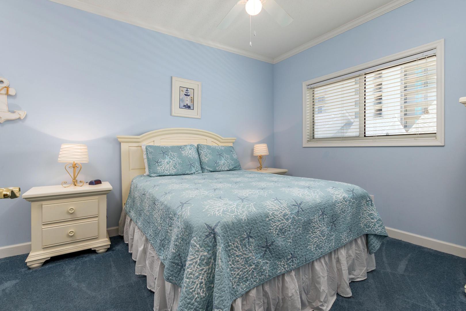 Island Cabana 303 - Bedroom 2