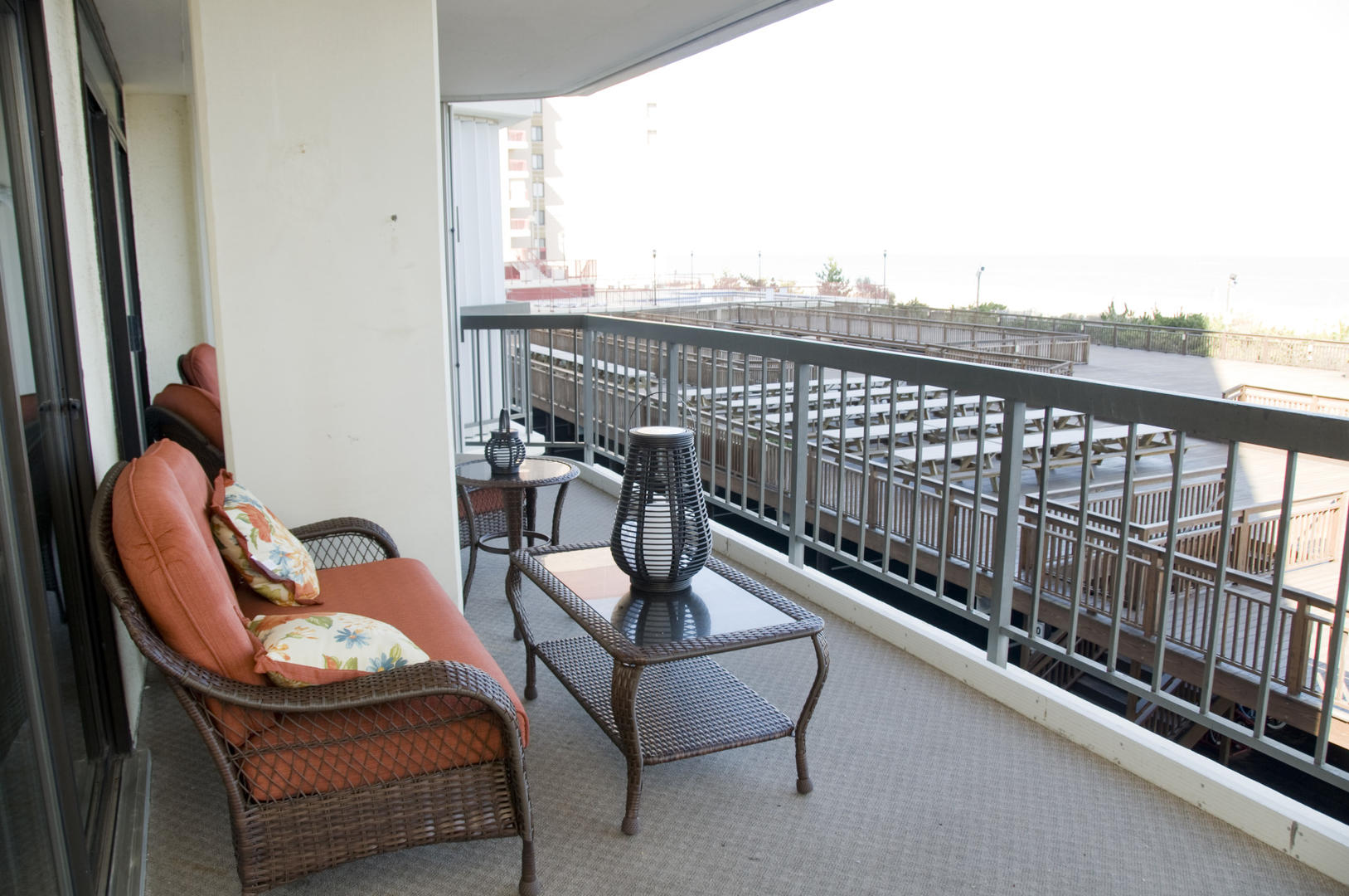 Irene 301 - Balcony