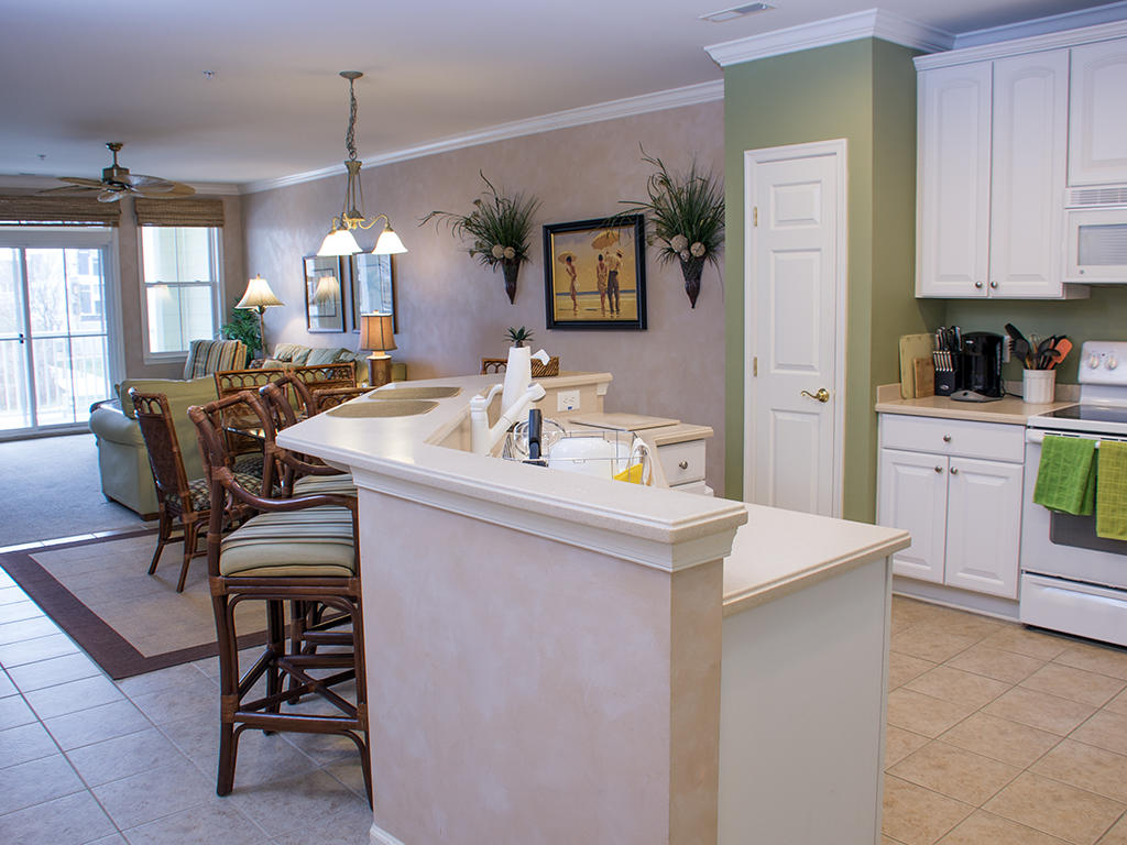 Sunset Island, 39 Fountain Drive West, 2D - Kitchen Area