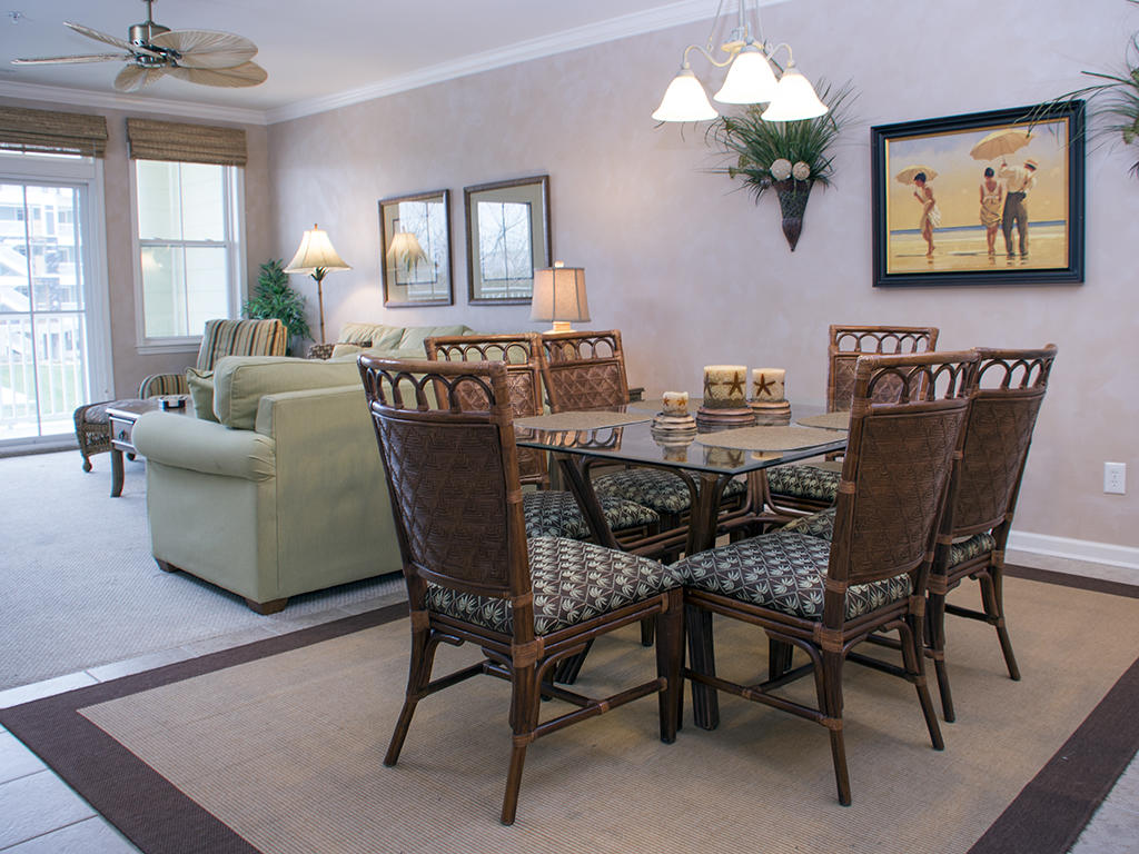 Sunset Island, 39 Fountain Drive West, 2D - Dining Area