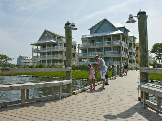 Sunset Island - Fishing Pier