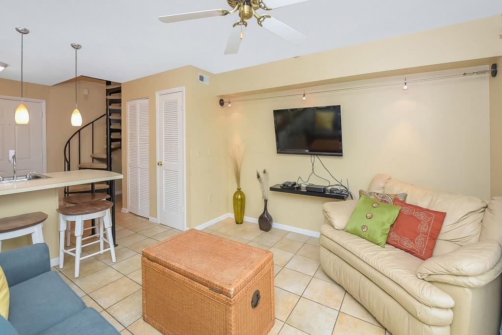 Raffles 328 Living Room