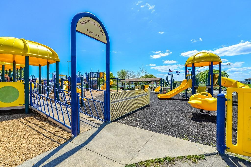 Raffles 328 Play Ground at North Side Park