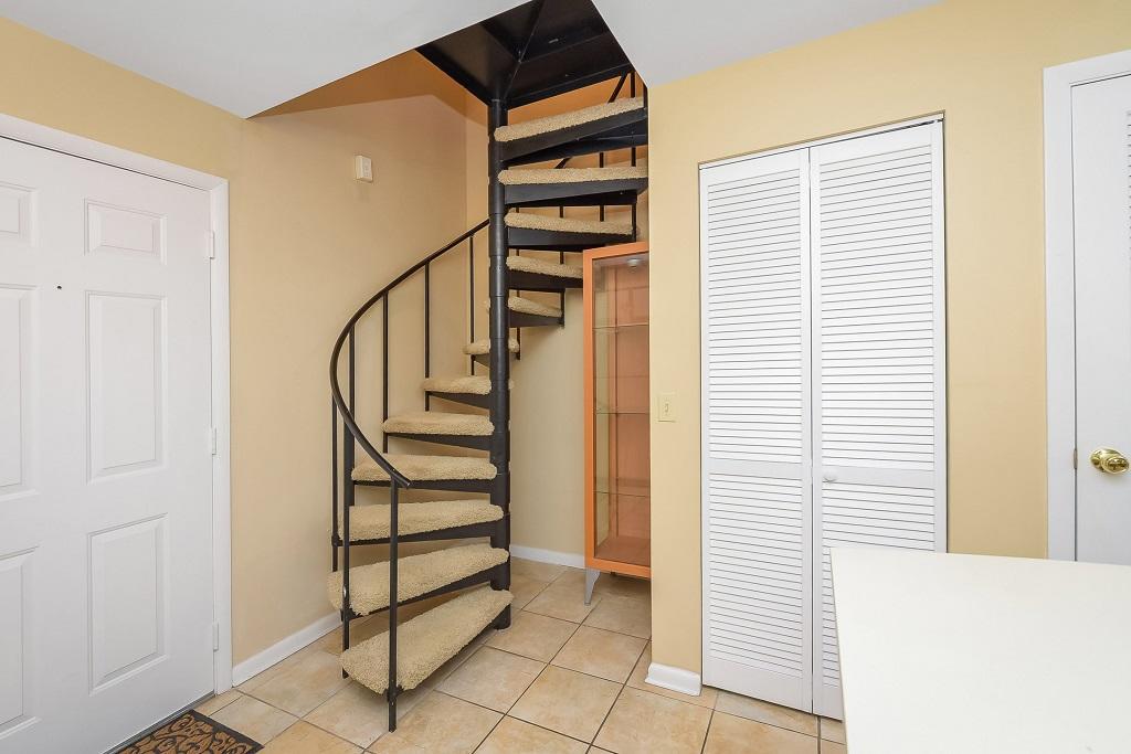 Raffles 328 Stair case