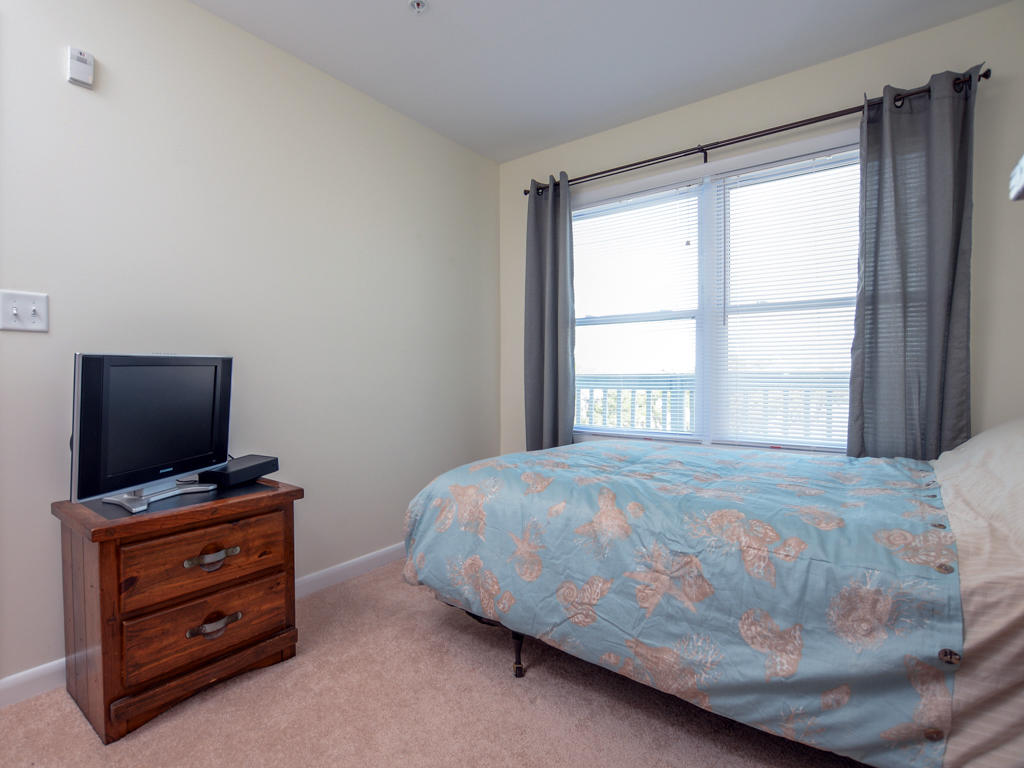 Bradley on the Bay, 214C - Second Bedroom