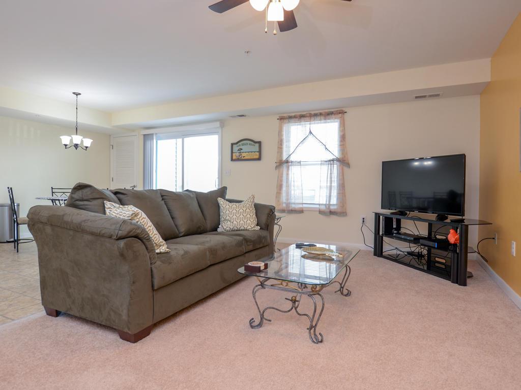 Bradley on the Bay, 214C - Living Room