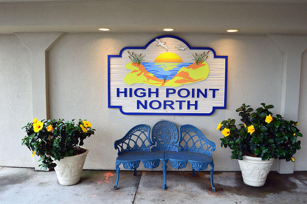 High Point North - Entrance Area