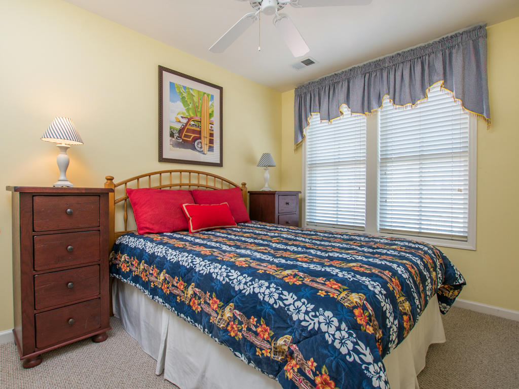 Sunset Island, 20 Beach Side Drive - Third Bedroom