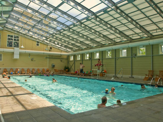 Sunset Island -Indoor Pool