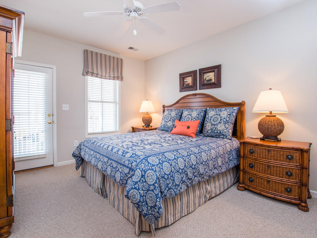 Sunset Island, 20 Beach Side Drive - Master Bedroom