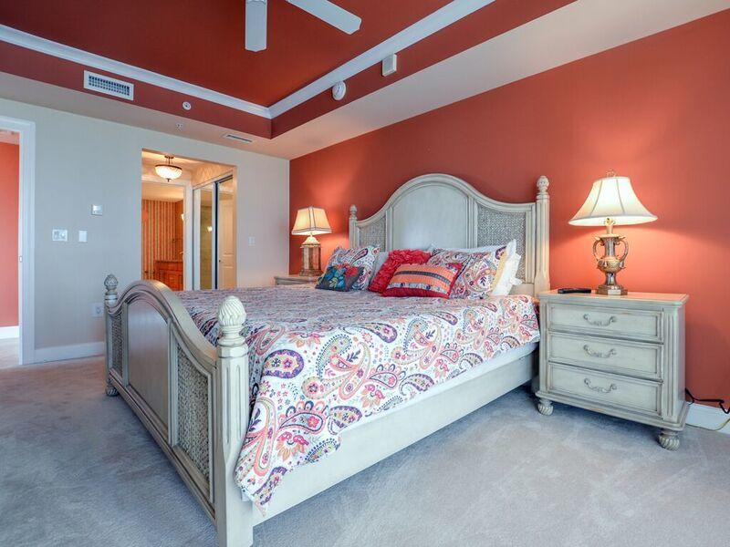 Meridian, 704 - Master Bedroom