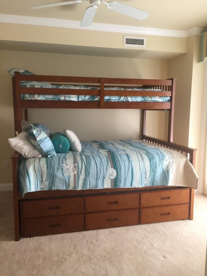 Meridian, 704 - Third Bedroom