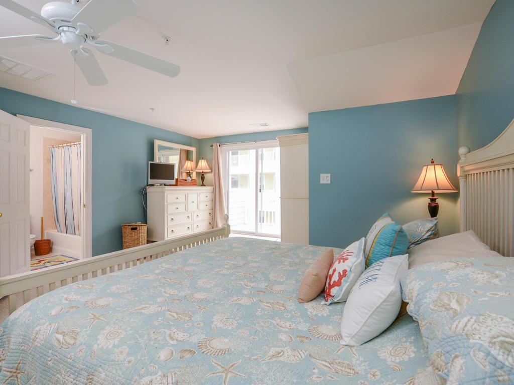 Sunset Island, 5 Canal Side Mews East - Top Floor Bedroom