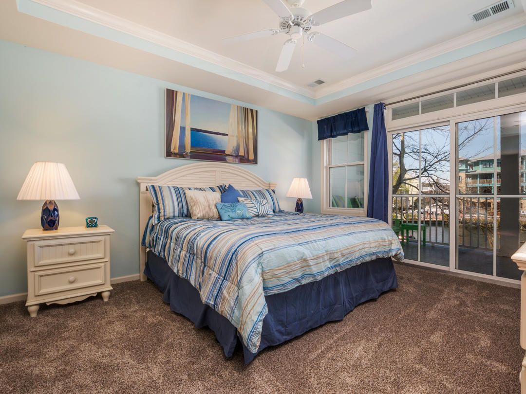 Sunset Island, 6 Fountain Drive East, 2B - Master Bedroom