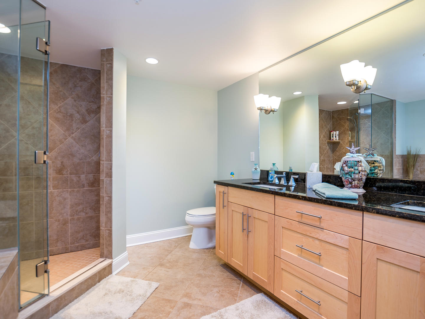 Meridian, 503 - Master Bathroom