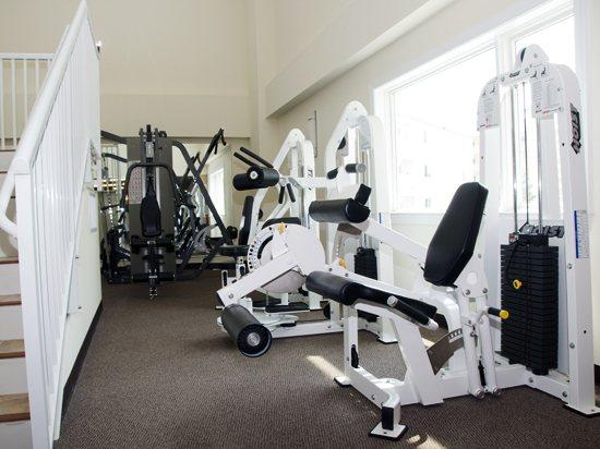 Meridian  West - Fitness Center