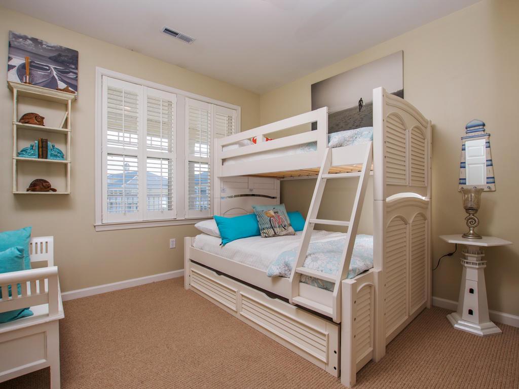 Sunset Island, 6 Hidden Cove Way, 5B - Third Bedroom