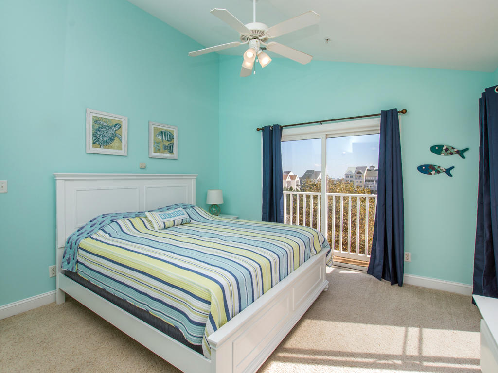 Palms Townhose, 3C - Master Bedroom