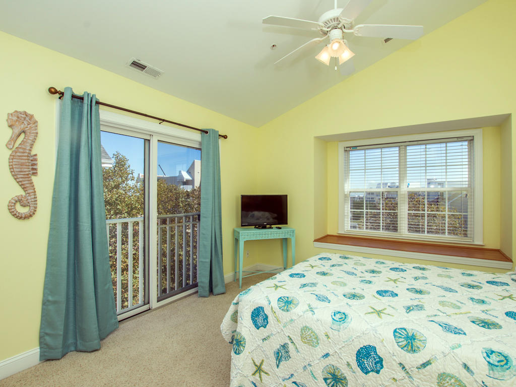 Palms Townhouse, 3C - Second Bedroom