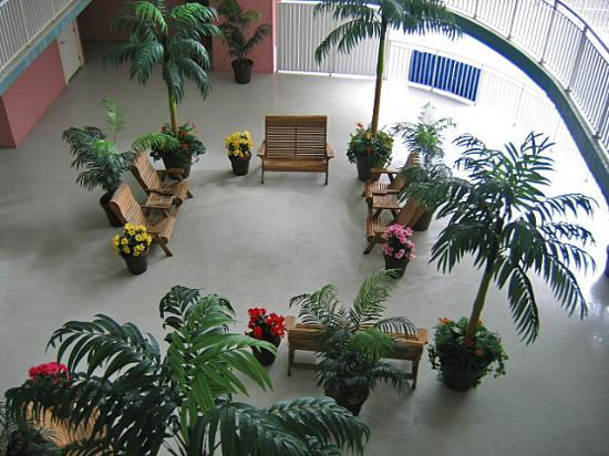 Sunset Beach 107 - Atrium