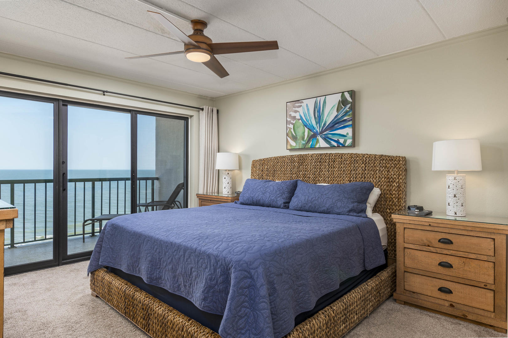 Summer Beach 802 - Master Bedroom