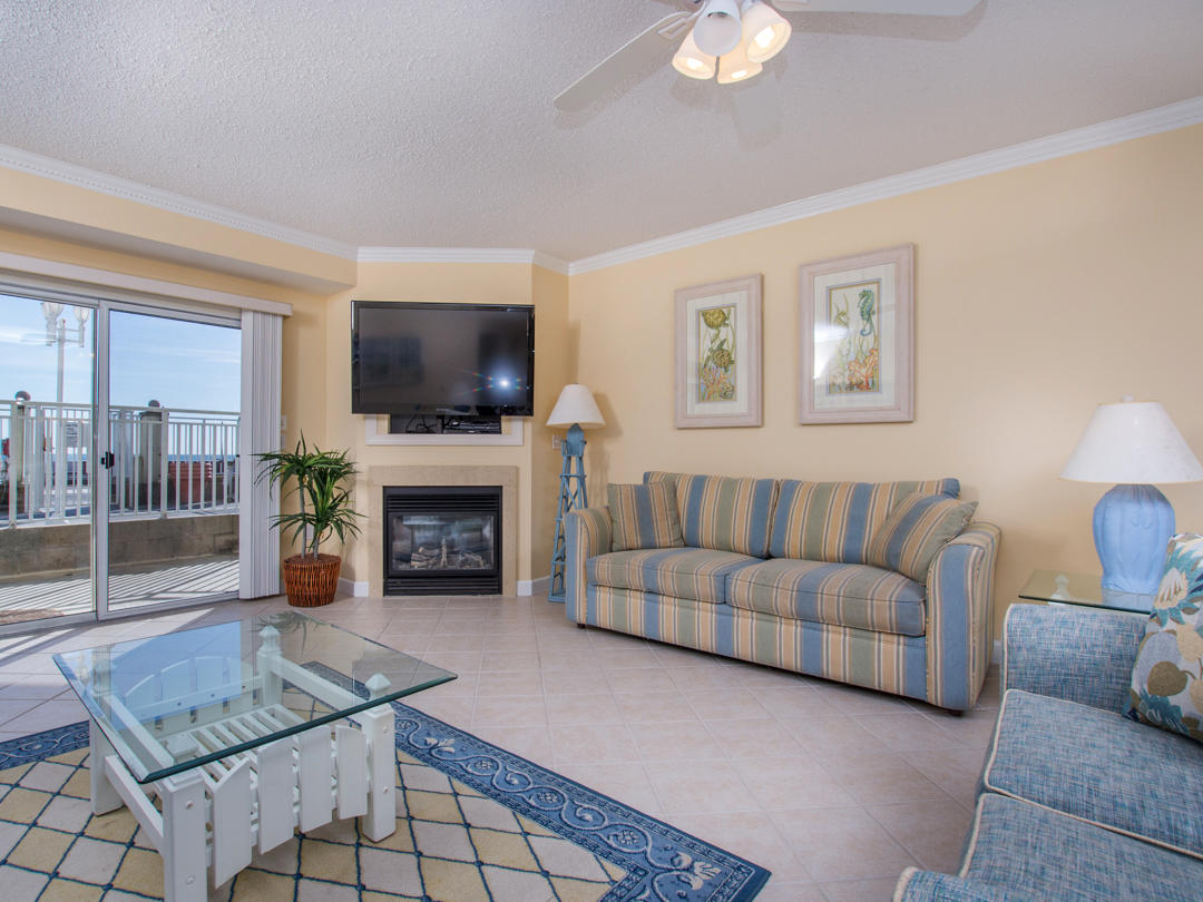 Oceans Pointe, 101 - Living Room