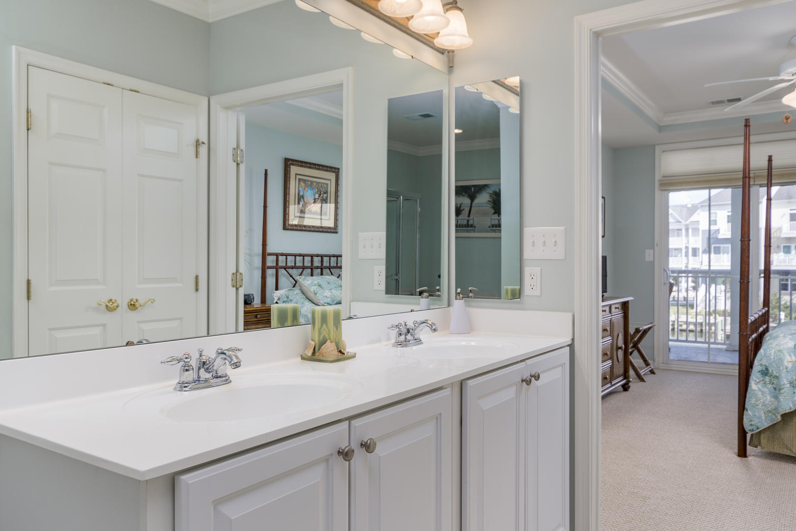 Sunset Island, 2 Hidden Cove Way, unit 2E - Master Bathroom
