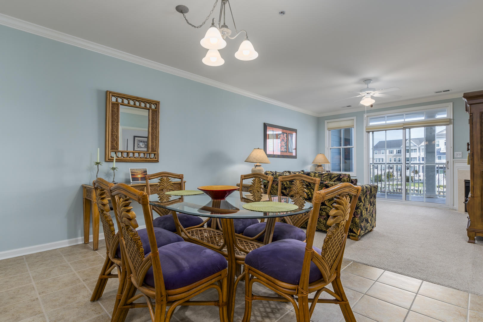 Sunset Island, 2 Hidden Cove Way, unit 2E - Dining Area