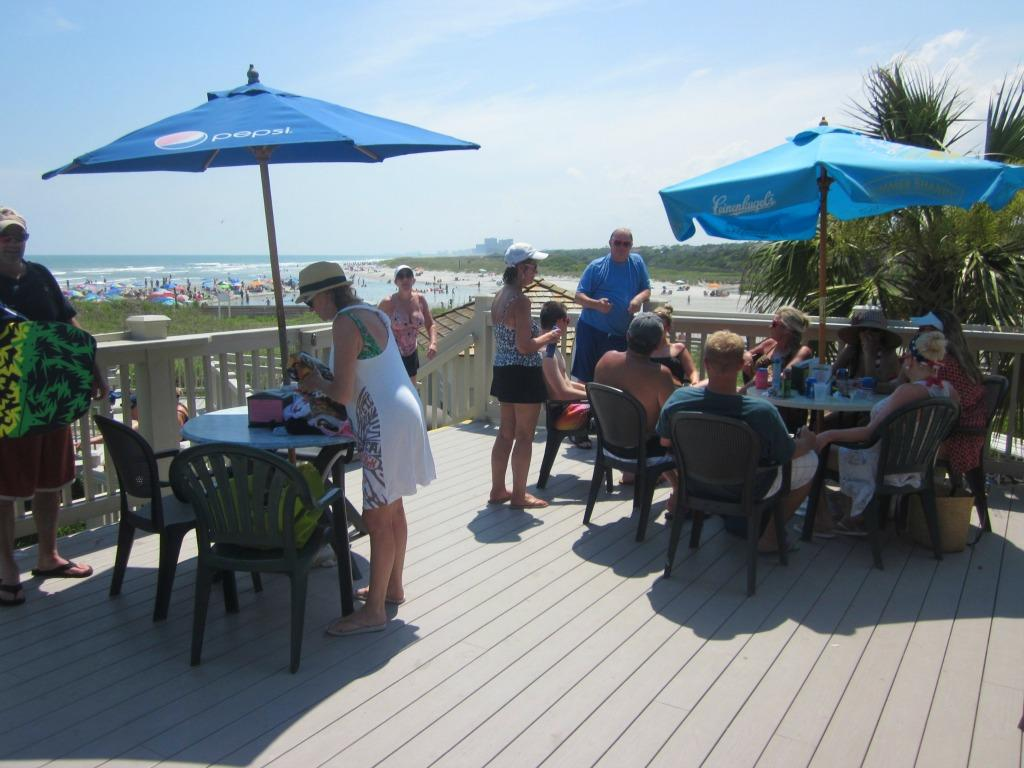 Ocean Creek Beach Bar