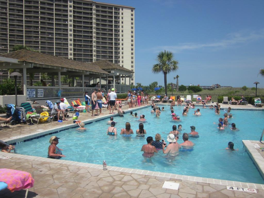 Ocean Creek Outdoor Pool