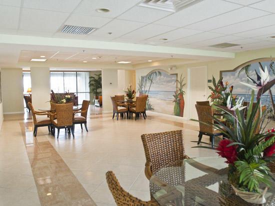 Makai Lounge Area