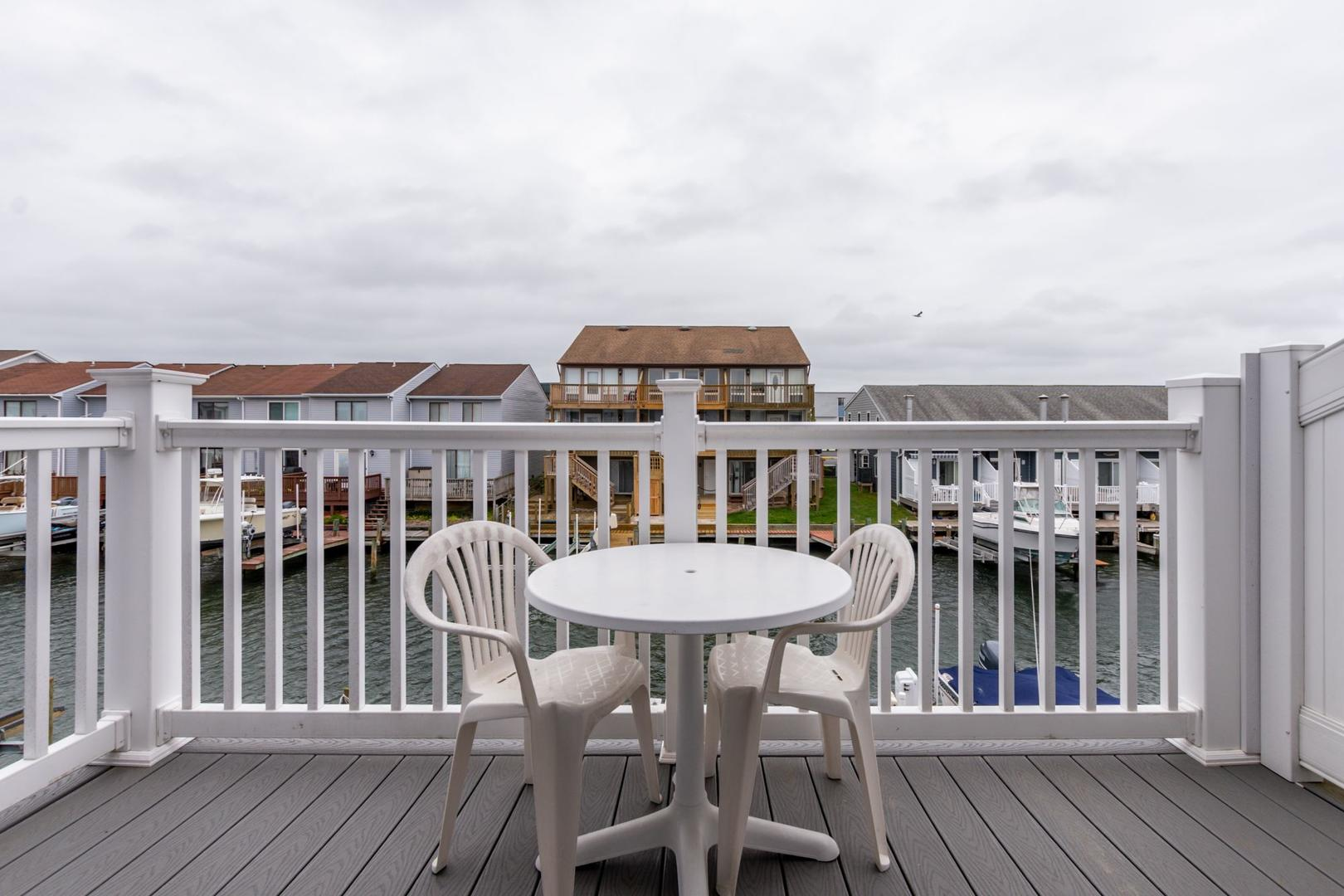 Sea Robin 211 - Balcony