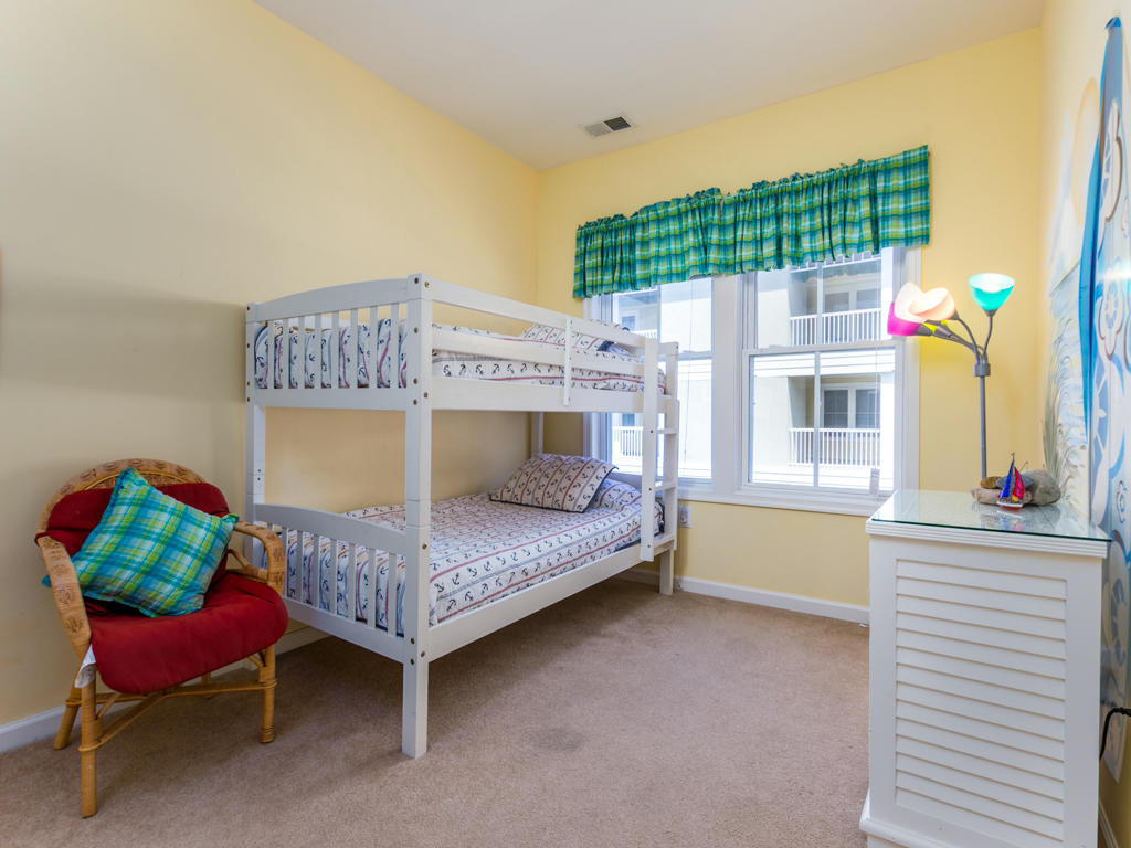 Sunset Island, 22 Island Edge Drive - Third Bedroom